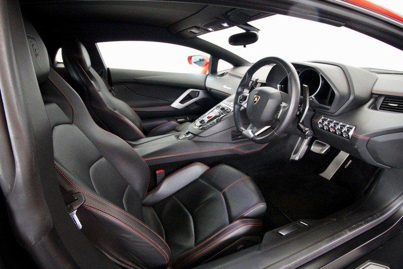 Lamborghini Aventador - 2013 - 19K Miles For Sale (picture 6 of 6)