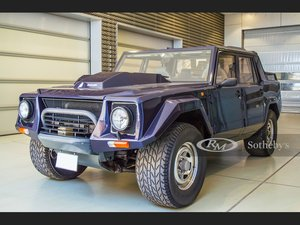 Picture of 1988 Lamborghini LM002