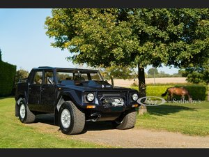 Picture of 1990 Lamborghini LM002  For Sale by Auction