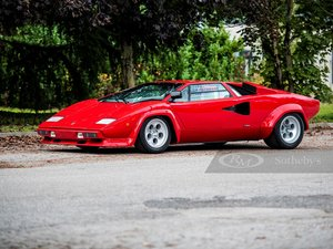 Picture of 1979 Lamborghini Countach LP400 S by Bertone For Sale by Auction