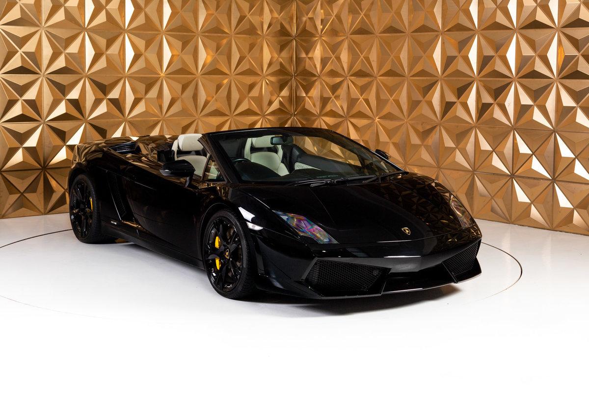 2010 Lamborghini Gallardo Spyder For Sale (picture 1 of 6)