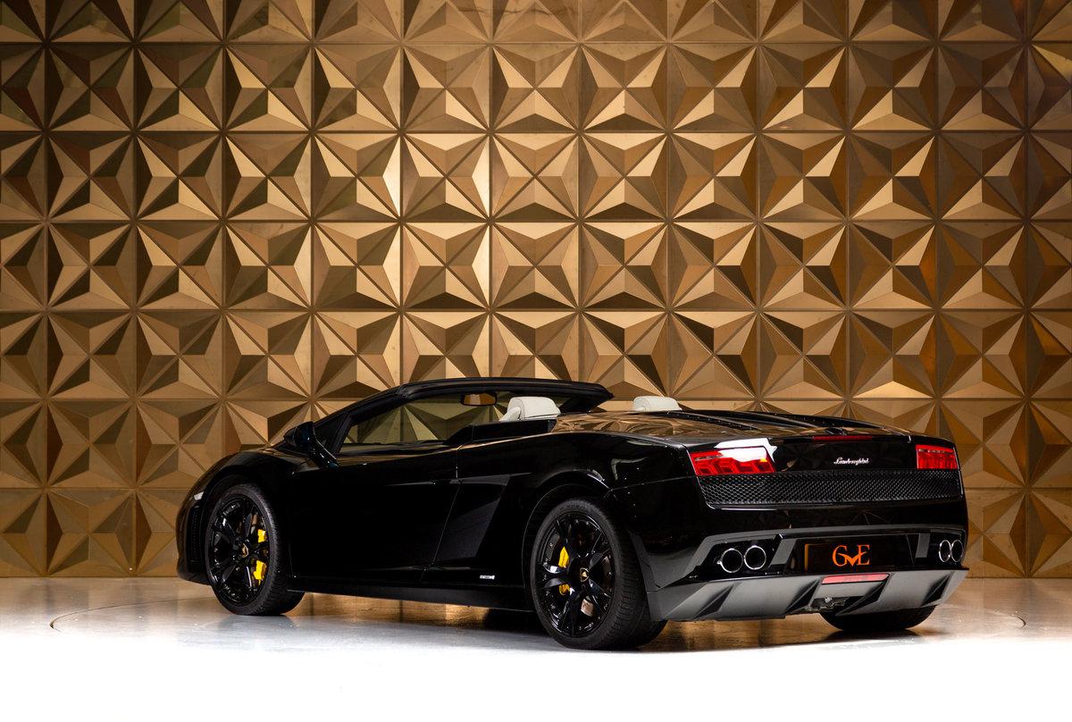 2010 Lamborghini Gallardo Spyder For Sale (picture 2 of 6)