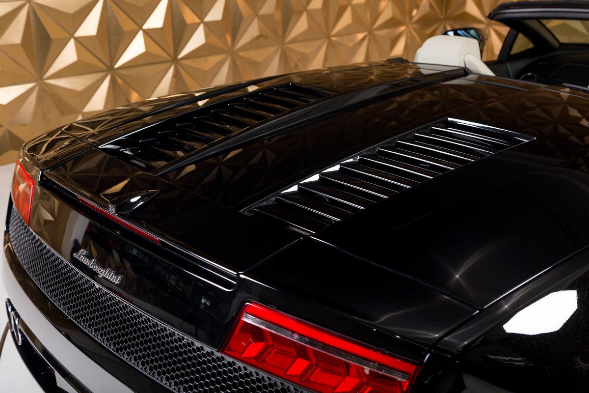 2010 Lamborghini Gallardo Spyder For Sale (picture 3 of 6)