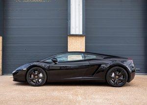 Picture of 2007 Lamborghini Gallardo Nera Edition SOLD by Auction