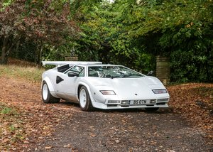 Picture of 2006 Lamborghini Countach 5000 QV by Mirage SOLD by Auction