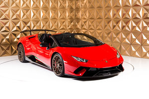 Picture of 2018 Lamborghini Huracan Performante Spyder SOLD