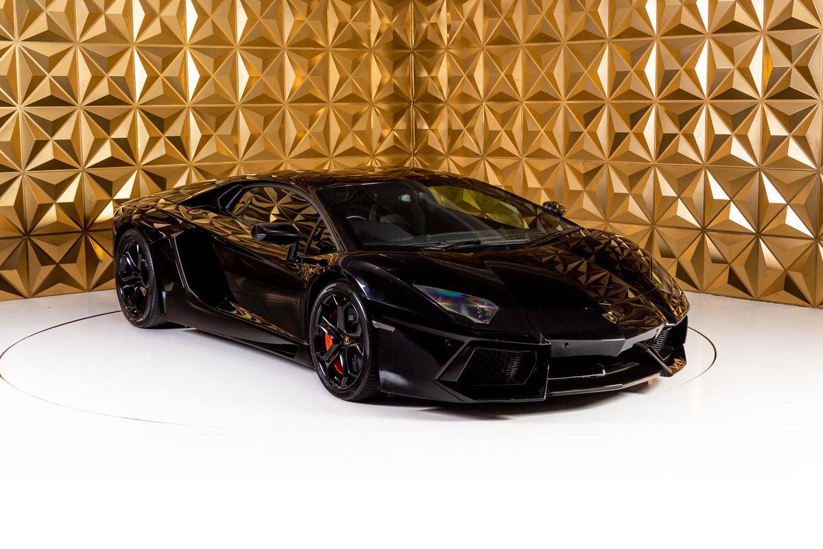 Lamborghini Aventador 2012 For Sale (picture 1 of 6)