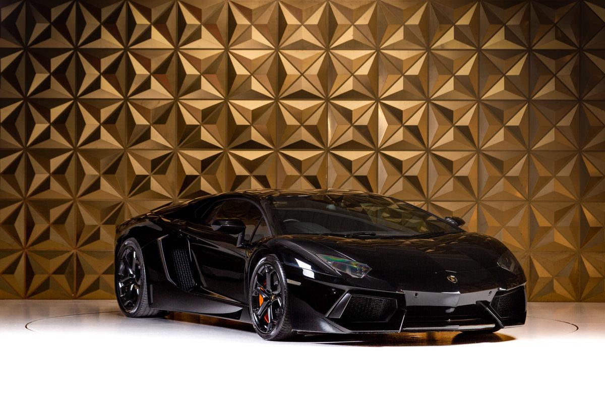 Lamborghini Aventador 2012 For Sale (picture 2 of 6)