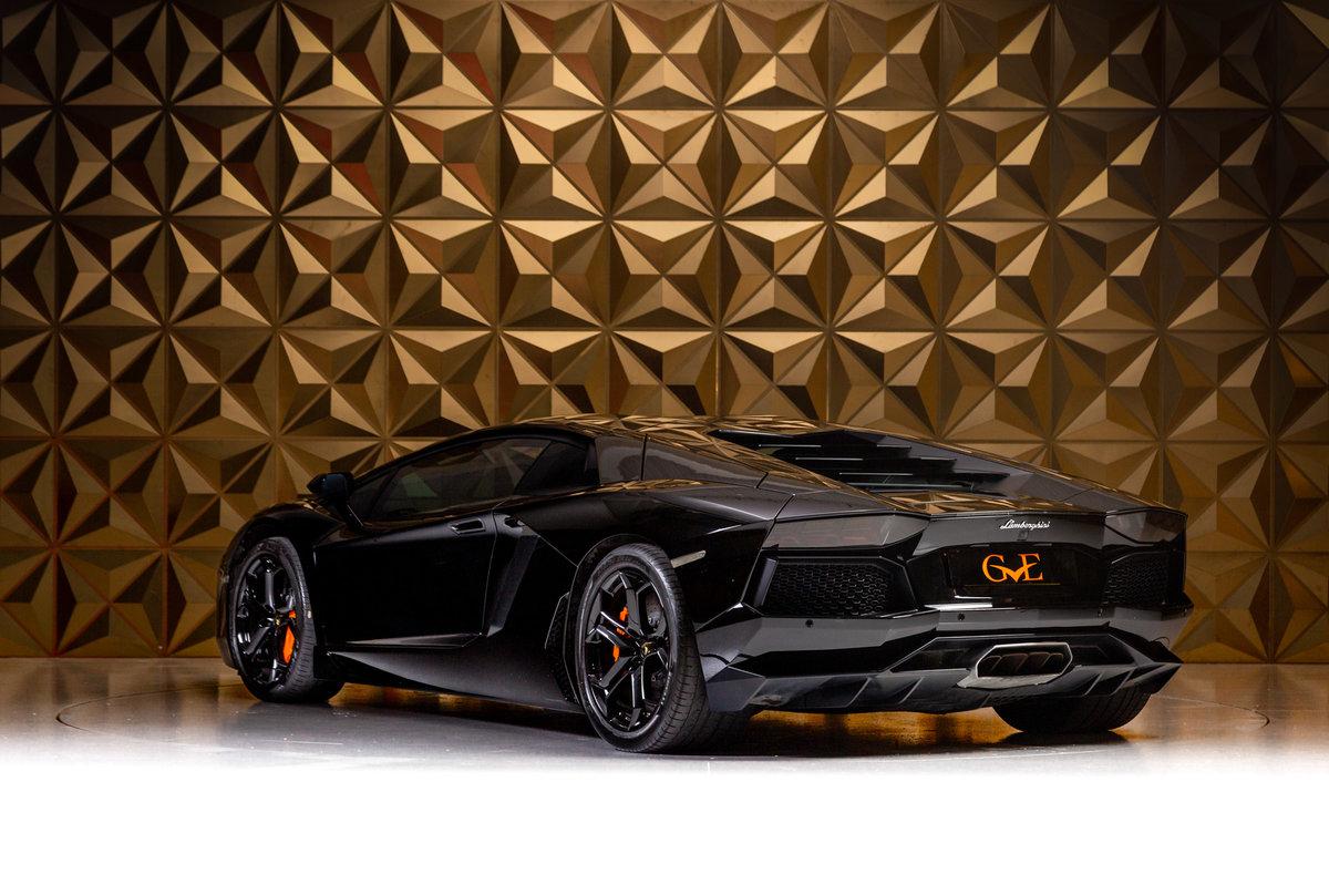 Lamborghini Aventador 2012 For Sale (picture 3 of 6)