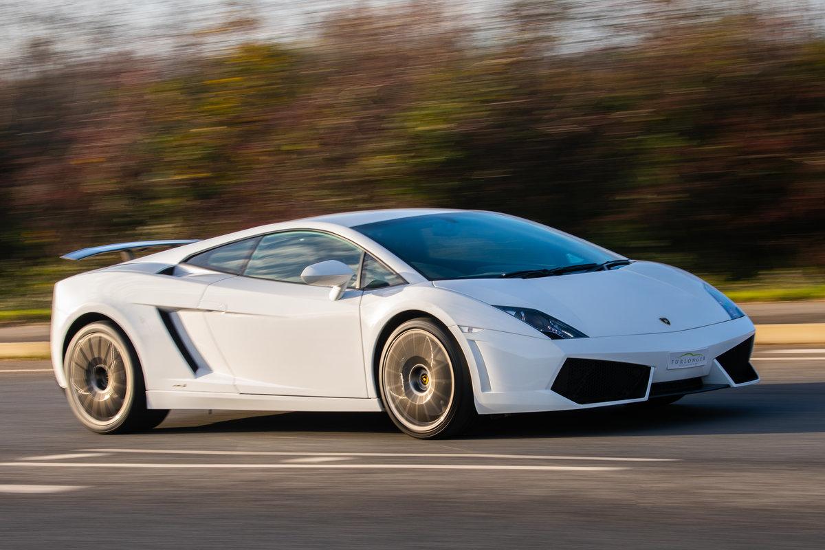 2014 Lamborghini Gallardo 50th Anniversary - Ceramic Brakes For Sale (picture 1 of 12)