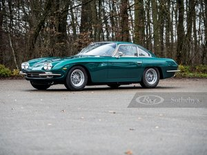 Picture of 1967 Lamborghini 400 GT 2+2 by Touring For Sale by Auction