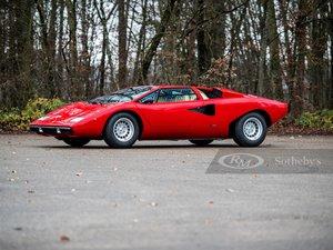 1977 Lamborghini Countach LP400 Periscopio by Bertone