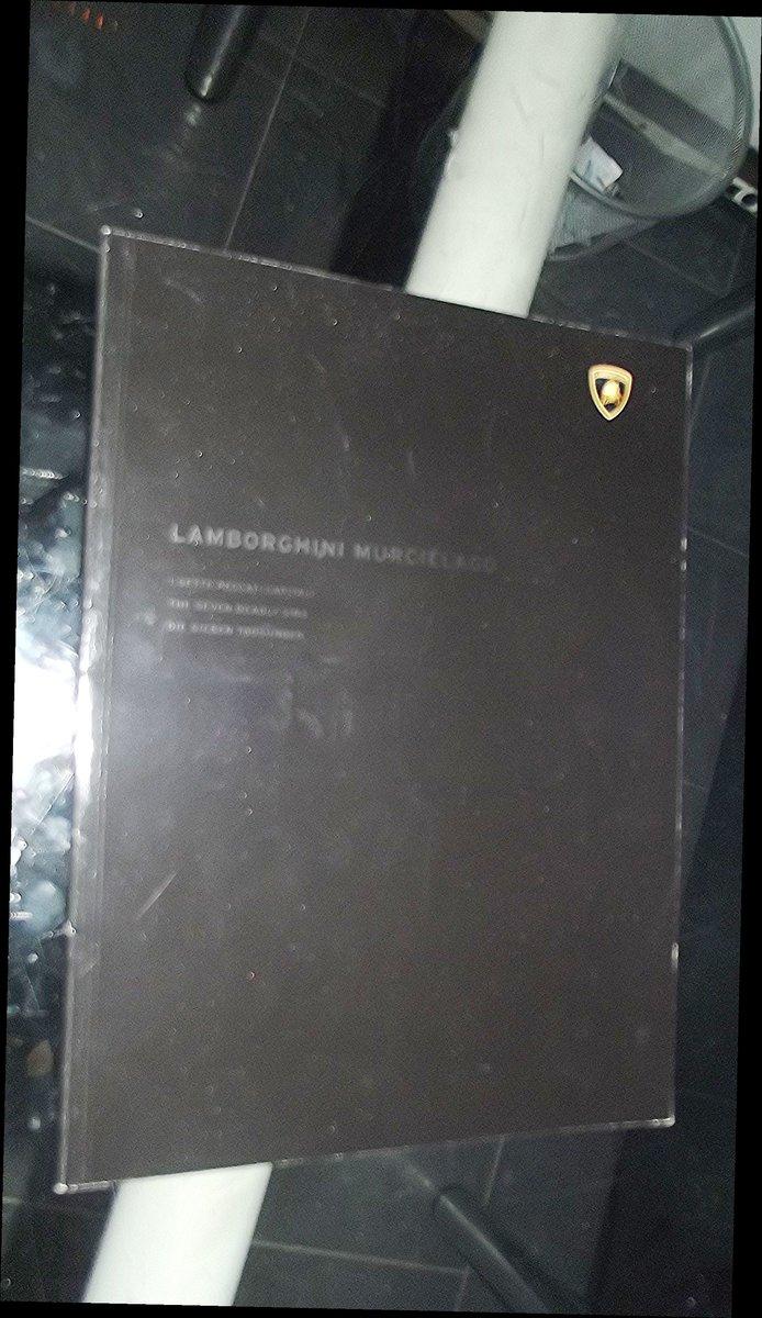 0000 LAMBORGHINI ITEMS FOR SALE  ALL ORIGINAL For Sale (picture 11 of 12)
