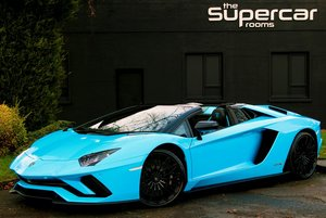 Picture of Lamborghini Aventador Roadster S - 2018 - 6K Miles For Sale