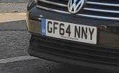 Selling GF64NNY registration