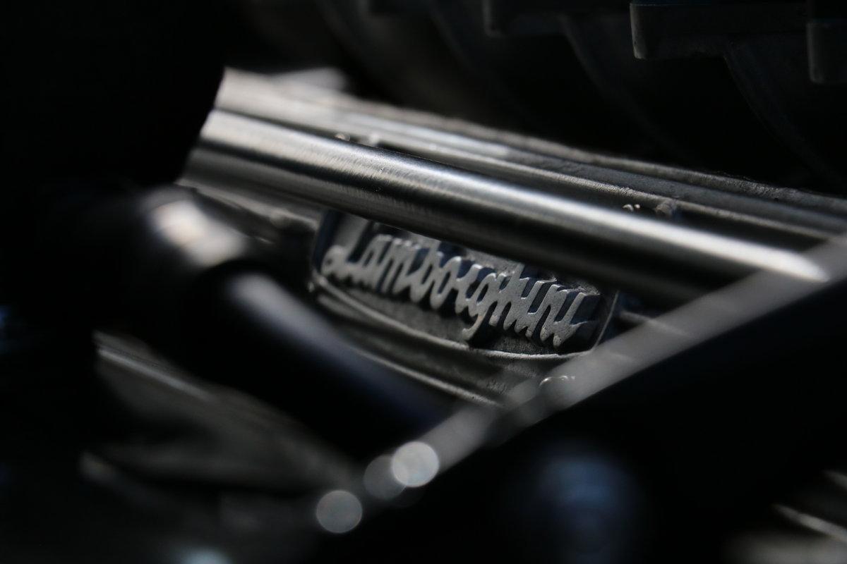 1967 Lamborghini Miura P400 - First Right Hand Drive Miura Built For Sale (picture 11 of 12)