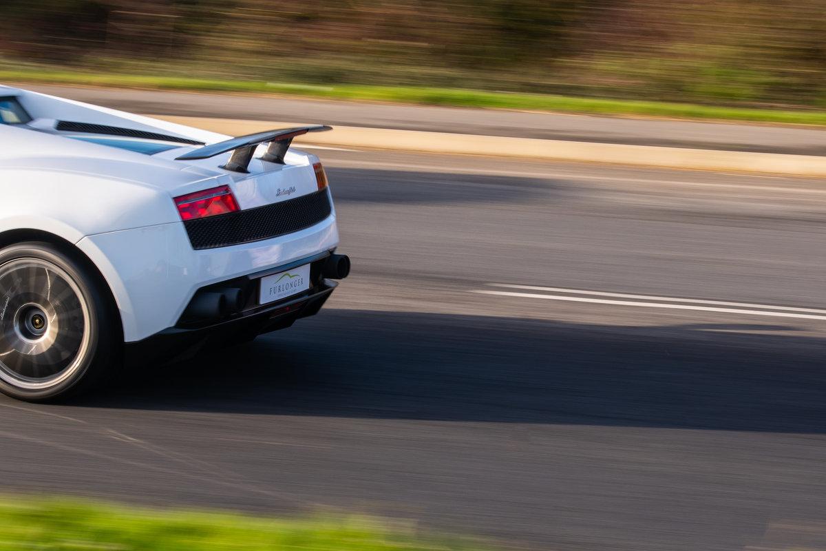2014 Lamborghini Gallardo 50th Anniversary - Ceramic Brakes For Sale (picture 3 of 12)