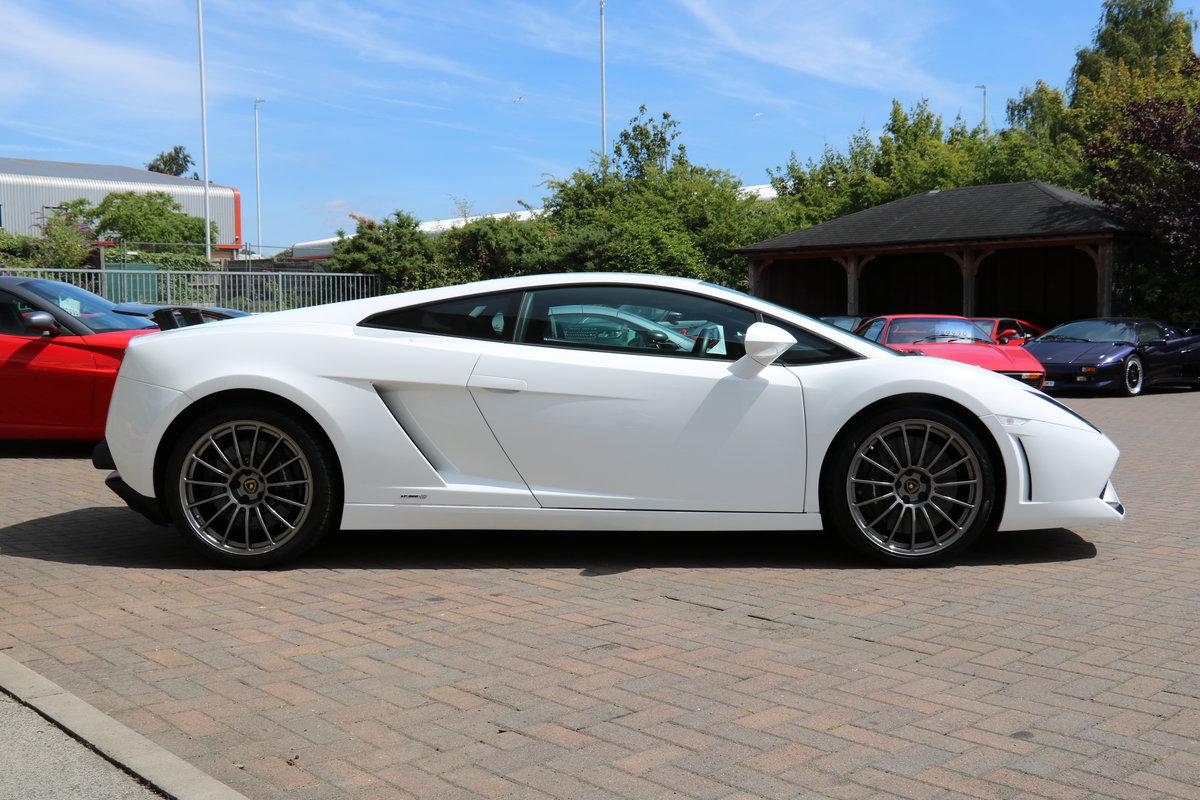 2014 Lamborghini Gallardo 50th Anniversary - Ceramic Brakes For Sale (picture 6 of 12)