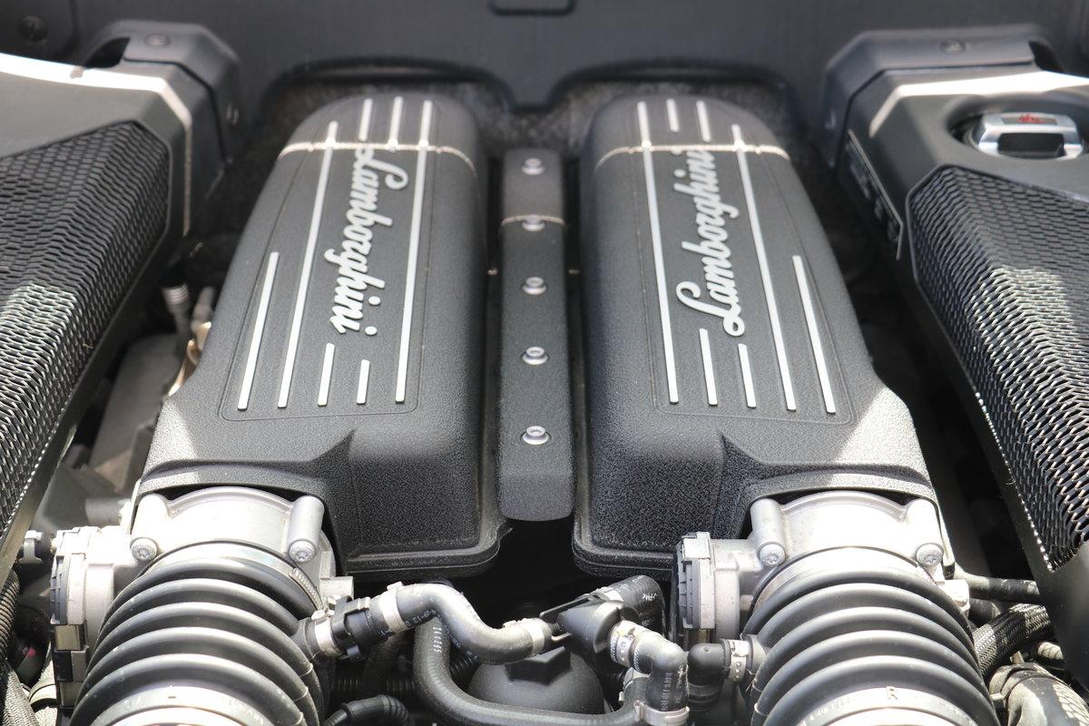 2014 Lamborghini Gallardo 50th Anniversary - Ceramic Brakes For Sale (picture 11 of 12)