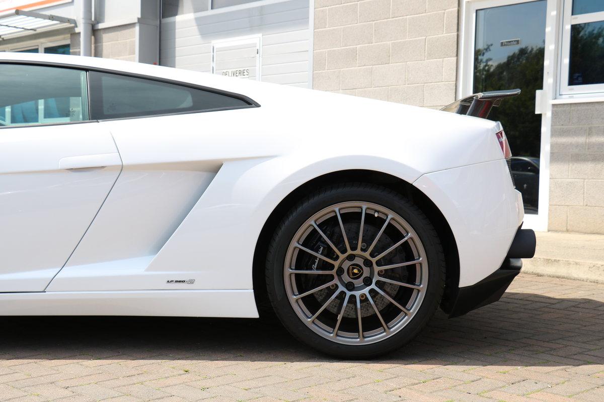 2014 Lamborghini Gallardo 50th Anniversary - Ceramic Brakes For Sale (picture 12 of 12)