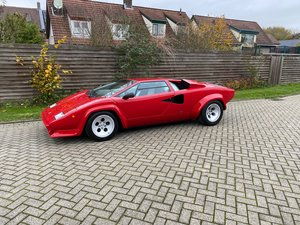Picture of 1986 LAMBORGHINI COUNTACH QV WITH ONLY 10.000KM For Sale