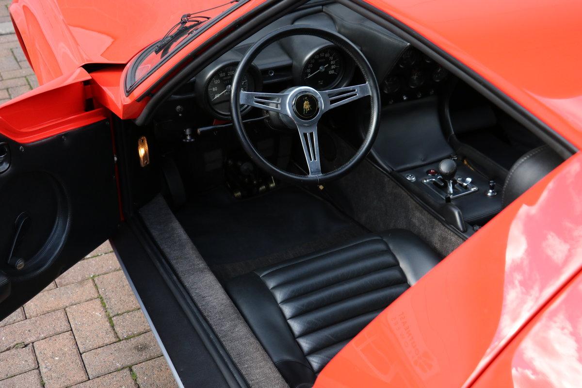 1967 Lamborghini Miura P400 - S Specification For Sale (picture 8 of 12)