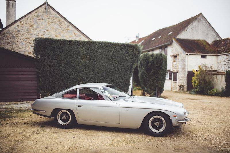 1967 Lamborghini 400GT 2+2 in true preserved condition For Sale (picture 1 of 9)