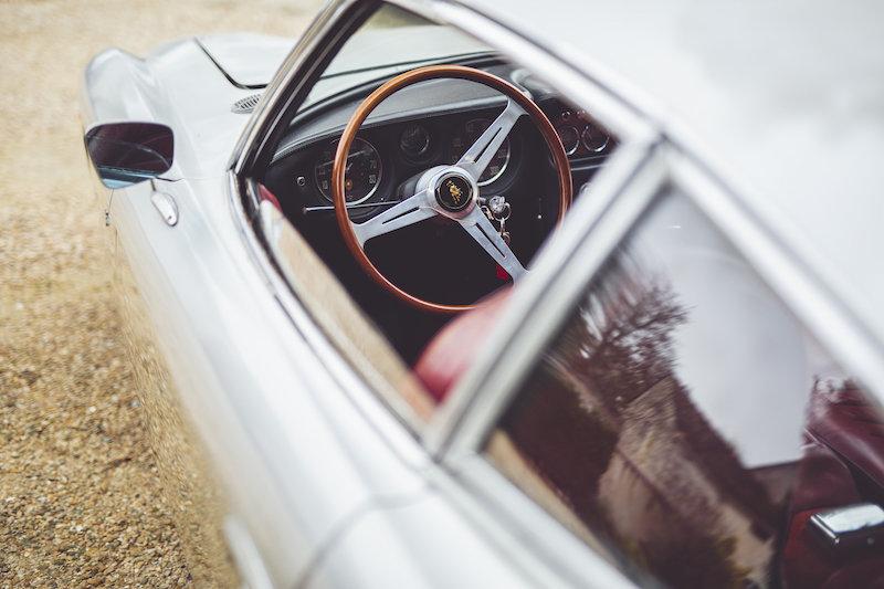 1967 Lamborghini 400GT 2+2 in true preserved condition For Sale (picture 3 of 9)