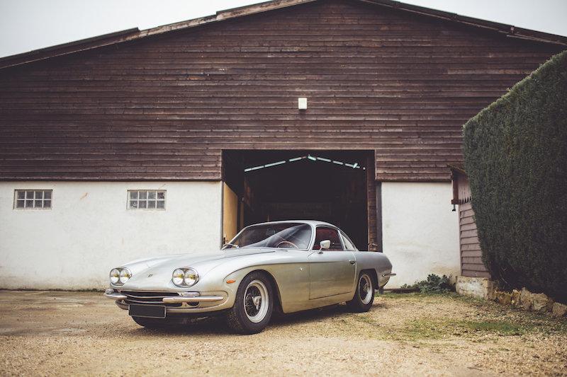1967 Lamborghini 400GT 2+2 in true preserved condition For Sale (picture 4 of 9)