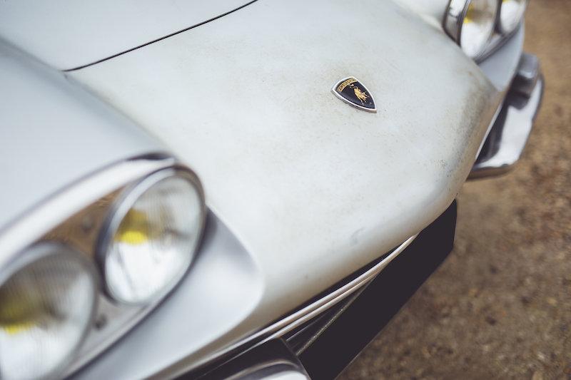 1967 Lamborghini 400GT 2+2 in true preserved condition For Sale (picture 5 of 9)