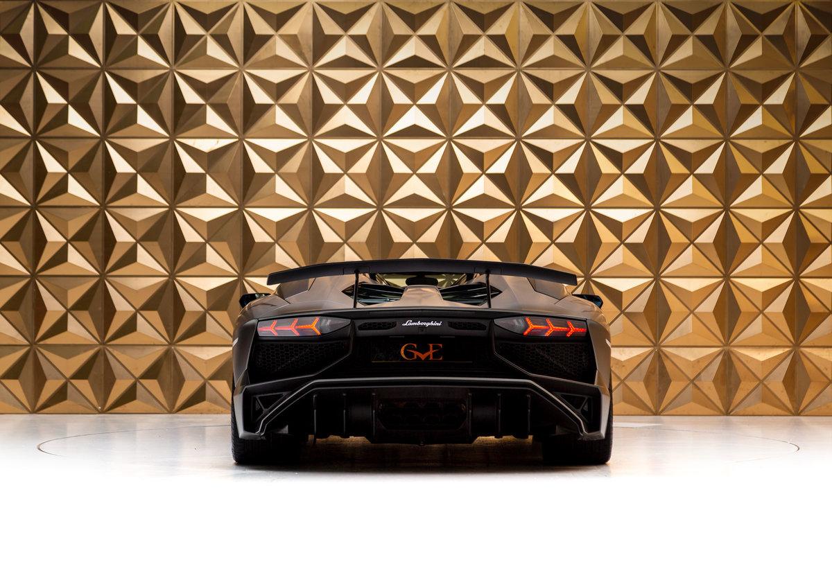 2016 Lamborghini Aventador SV Roadster For Sale (picture 6 of 12)