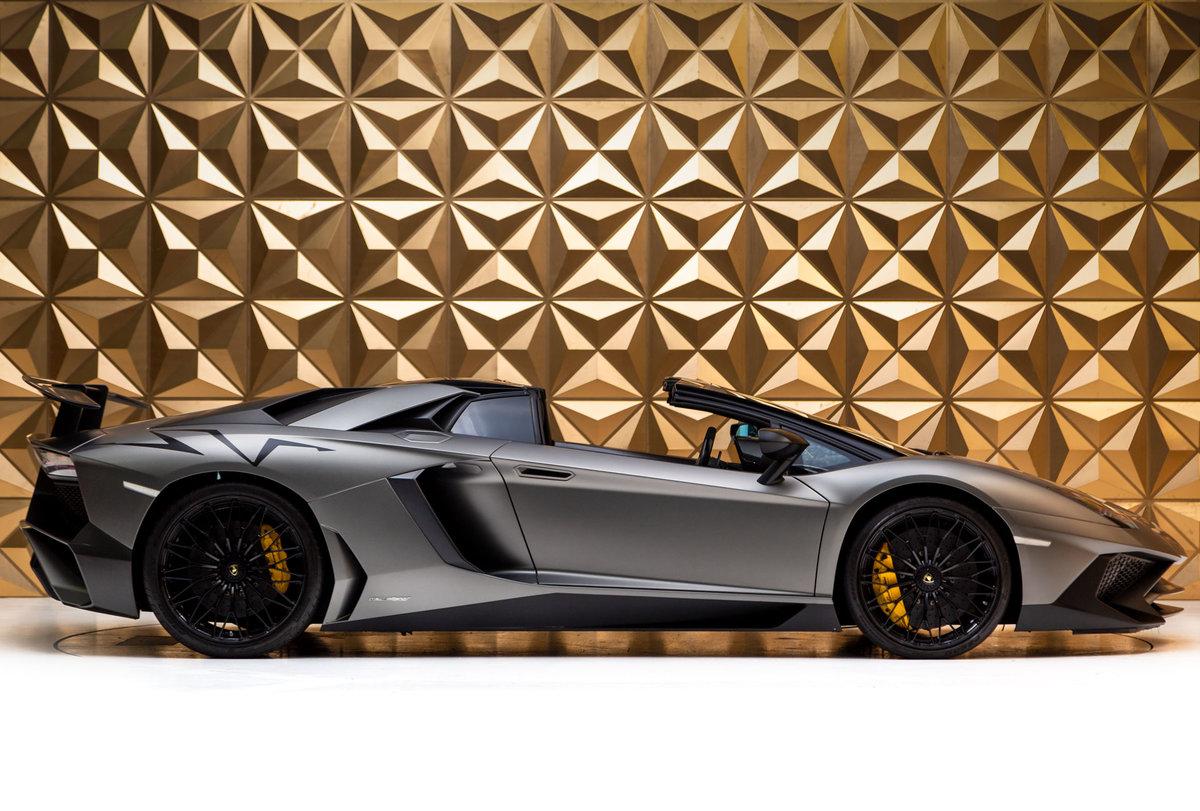 2016 Lamborghini Aventador SV Roadster For Sale (picture 8 of 12)