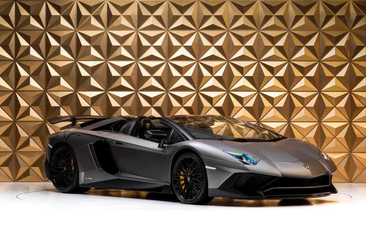 2016 Lamborghini Aventador SV Roadster For Sale (picture 9 of 12)