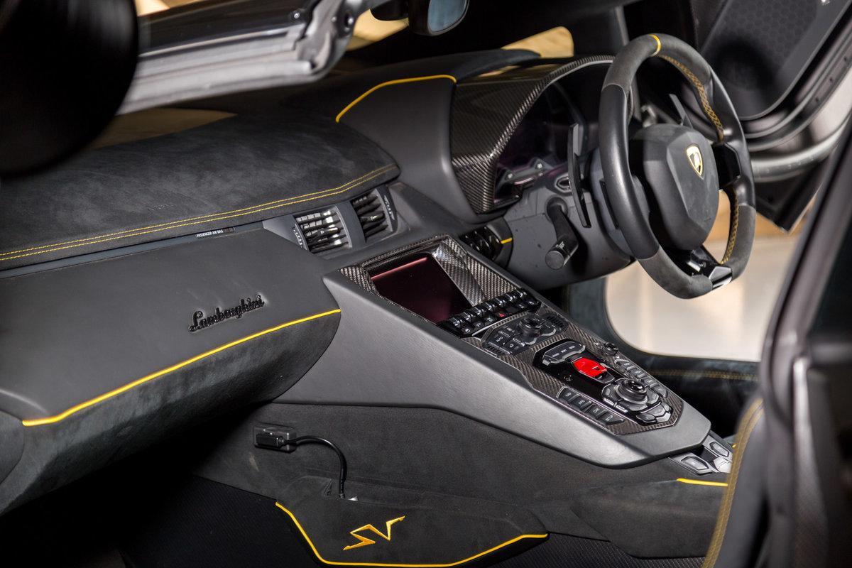 2016 Lamborghini Aventador SV Roadster For Sale (picture 12 of 12)
