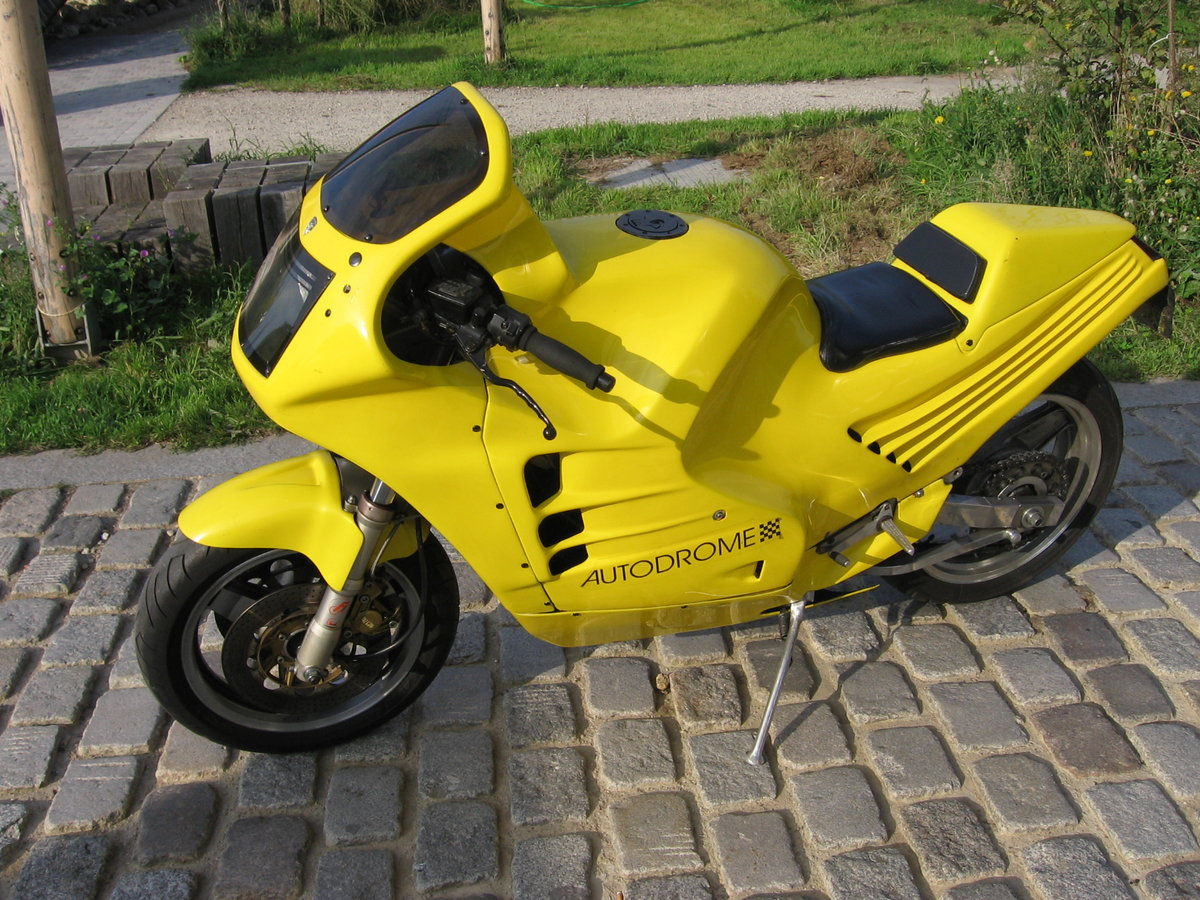 1989 The mythical Lamborghini Motorcycle For Sale (picture 1 of 12)