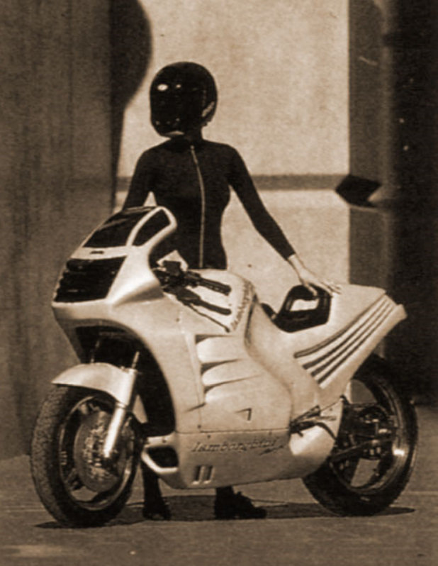 1989 The mythical Lamborghini Motorcycle For Sale (picture 8 of 12)