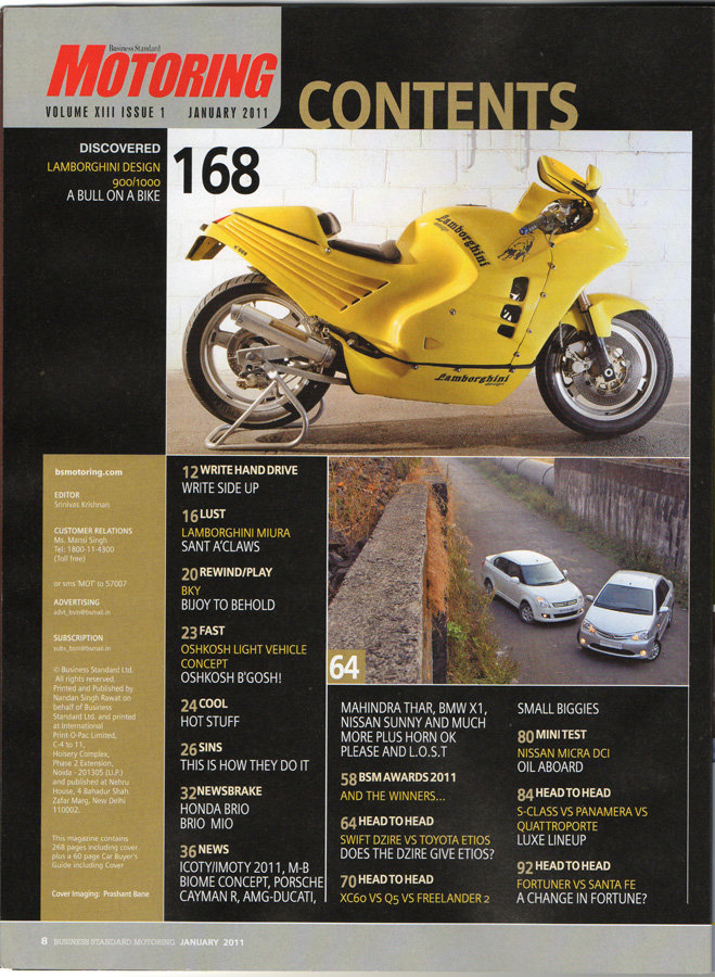 1989 The mythical Lamborghini Motorcycle For Sale (picture 9 of 12)