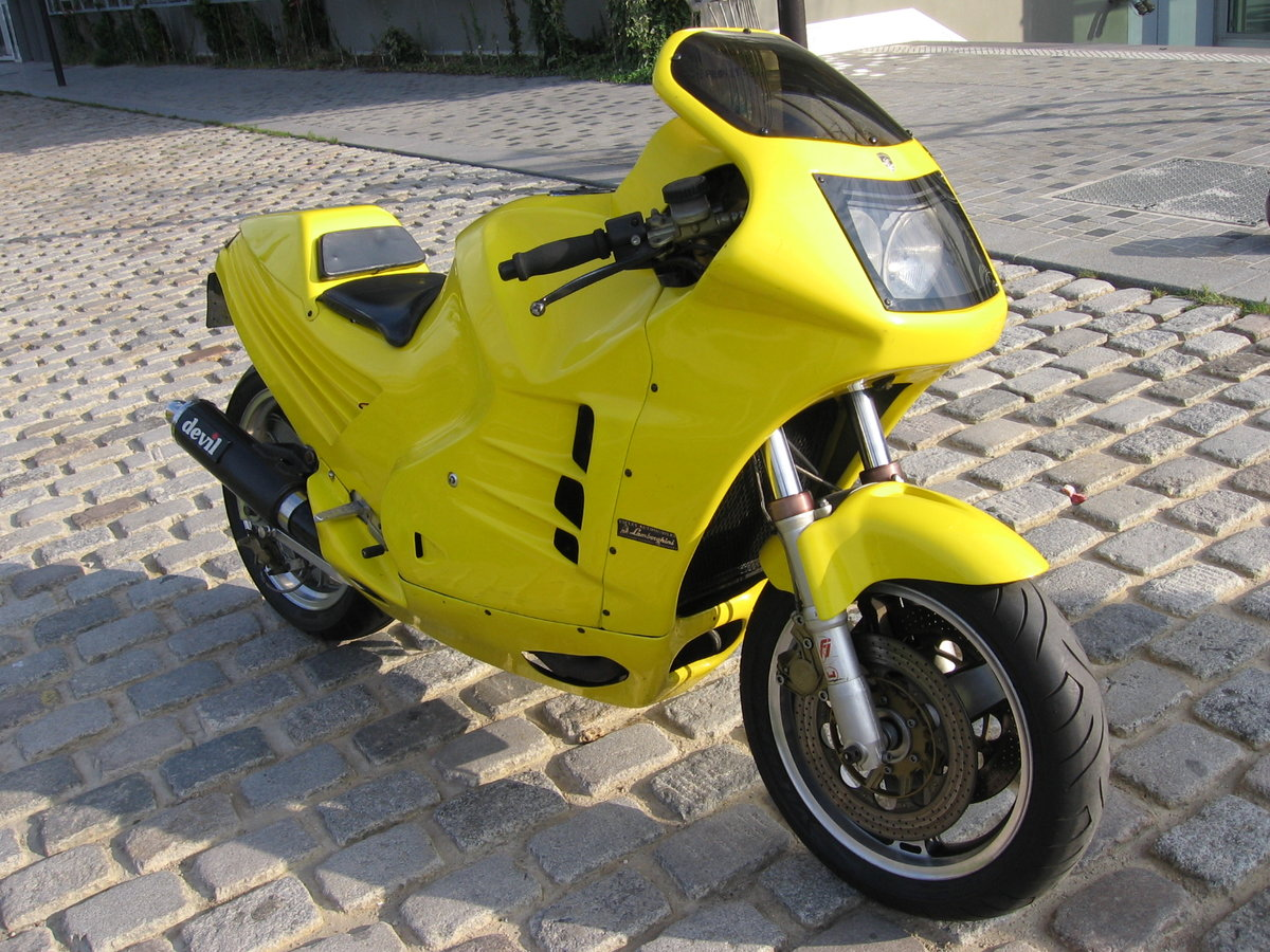 1989 The mythical Lamborghini Motorcycle For Sale (picture 2 of 12)