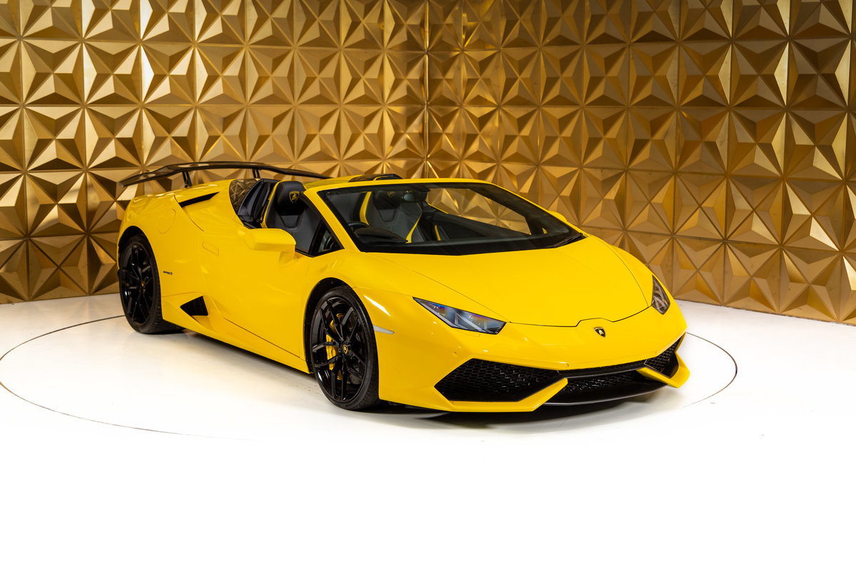 2016 Lamborghini Huracan Spyder For Sale (picture 1 of 12)