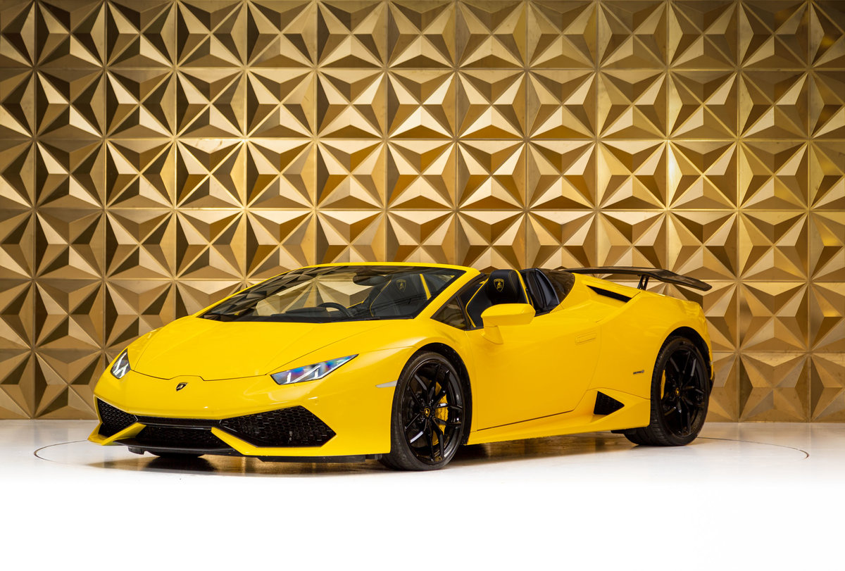 2016 Lamborghini Huracan Spyder For Sale (picture 2 of 12)