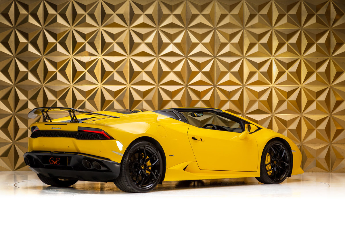 2016 Lamborghini Huracan Spyder For Sale (picture 3 of 12)