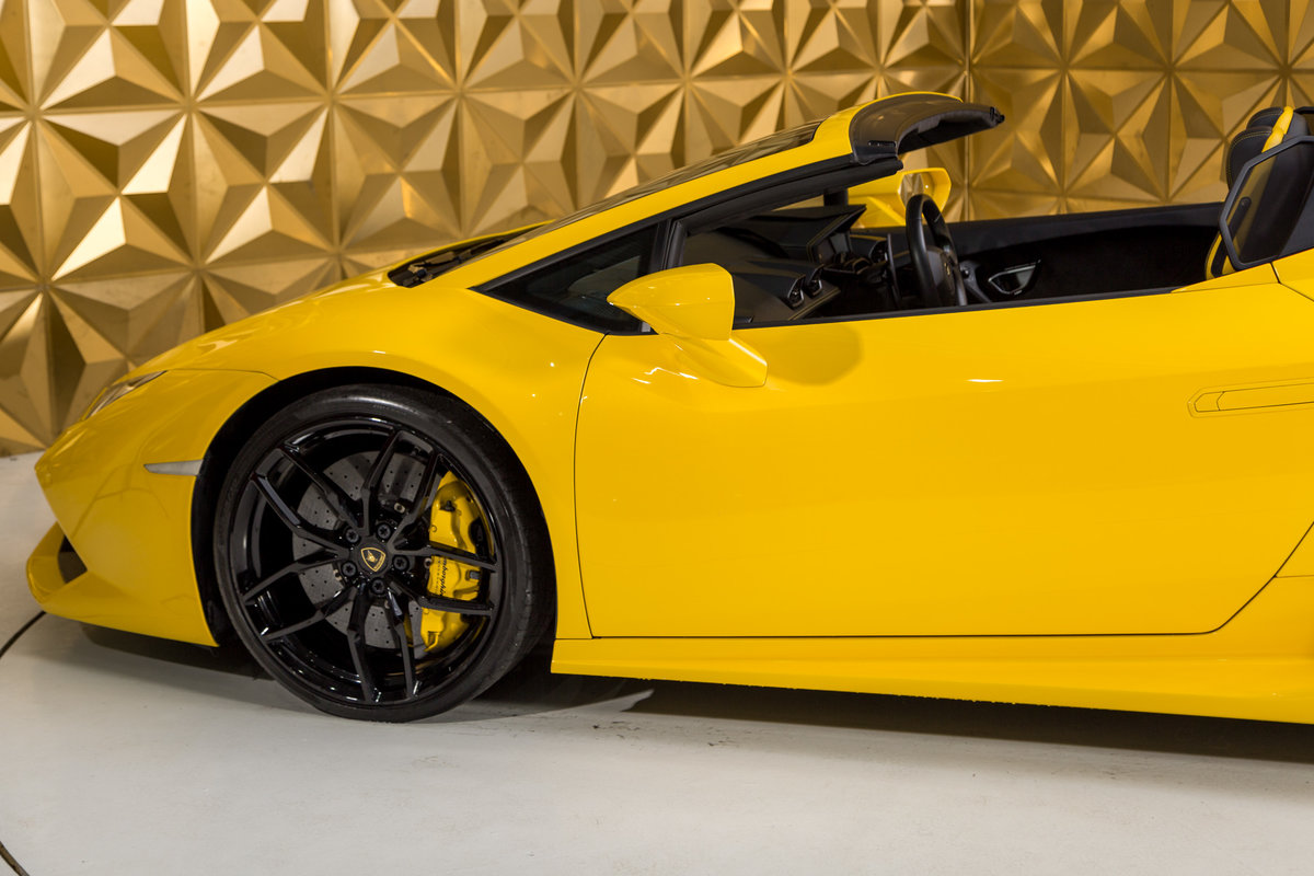 2016 Lamborghini Huracan Spyder For Sale (picture 6 of 12)