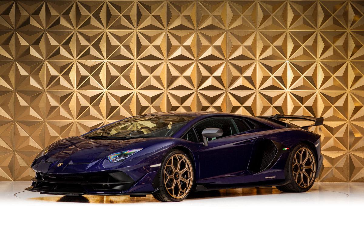 2018 Lamborghini Aventador SVJ SOLD (picture 2 of 12)
