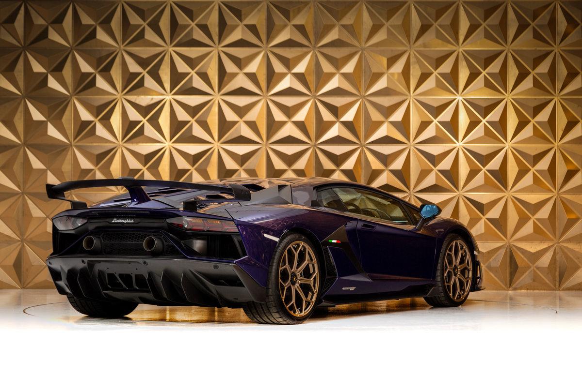 2018 Lamborghini Aventador SVJ SOLD (picture 3 of 12)