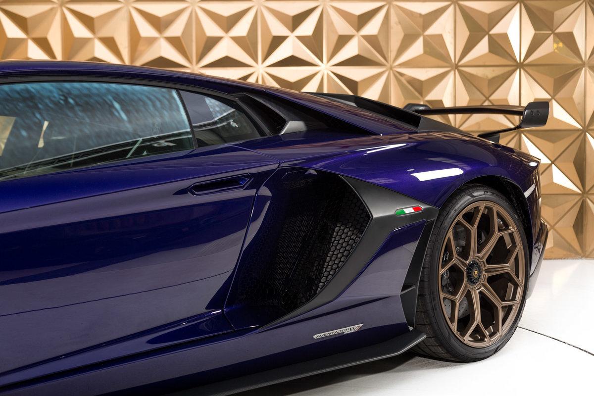 2018 Lamborghini Aventador SVJ SOLD (picture 6 of 12)
