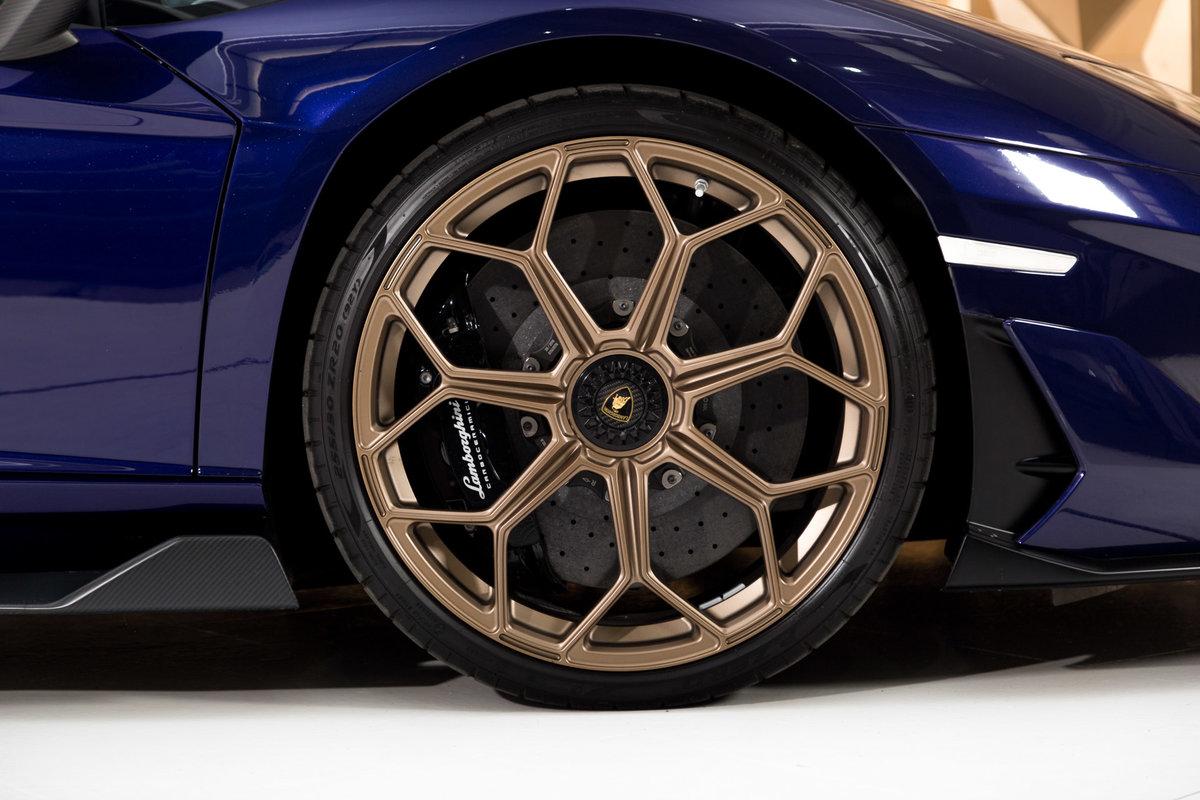 2018 Lamborghini Aventador SVJ SOLD (picture 7 of 12)