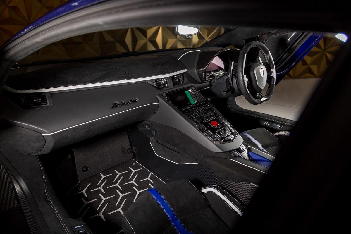 2018 Lamborghini Aventador SVJ SOLD (picture 10 of 12)