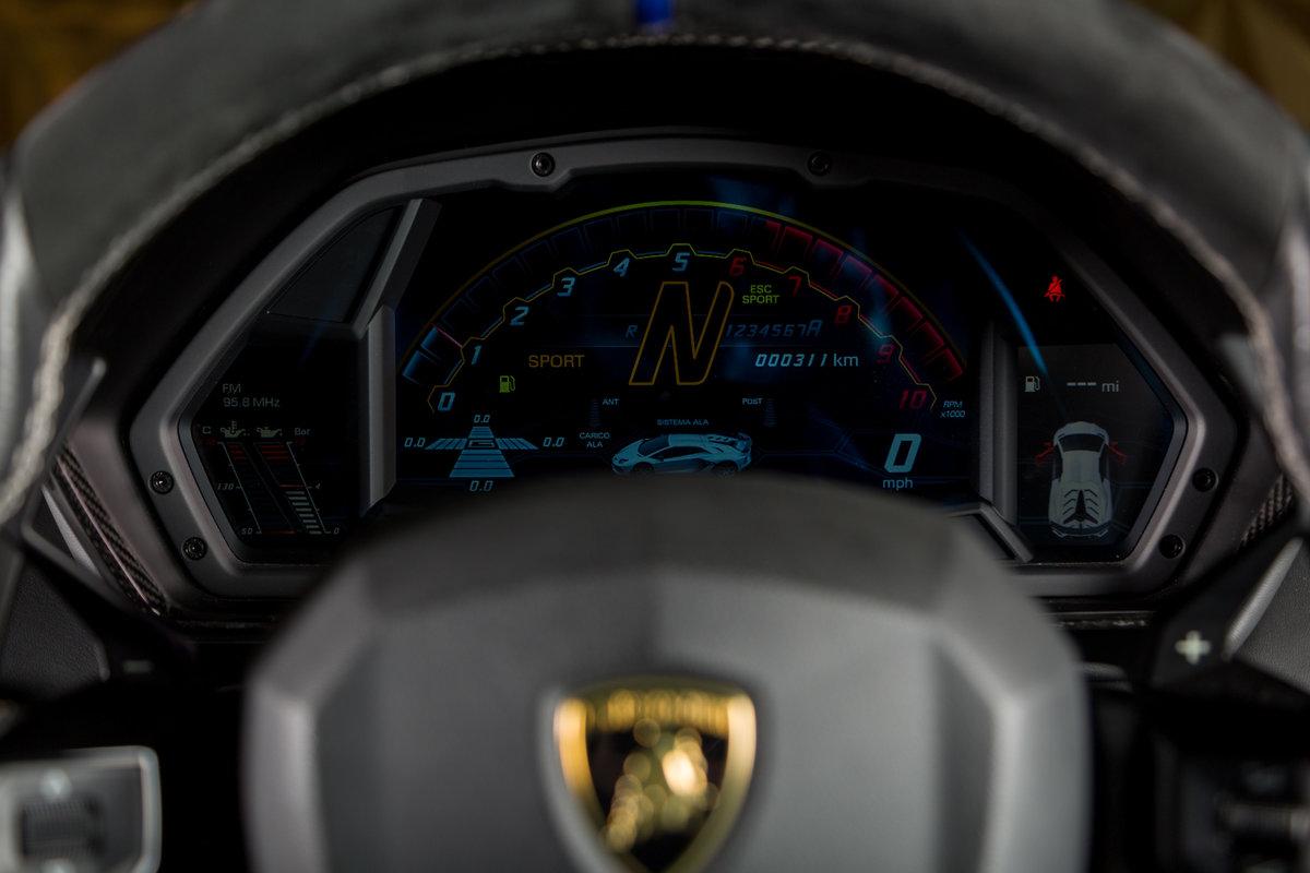 2018 Lamborghini Aventador SVJ SOLD (picture 11 of 12)
