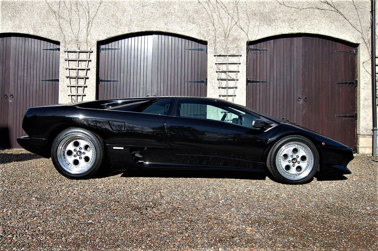 1991 Lamborghini Diablo Ser.1 (LHD) For Sale (picture 1 of 12)
