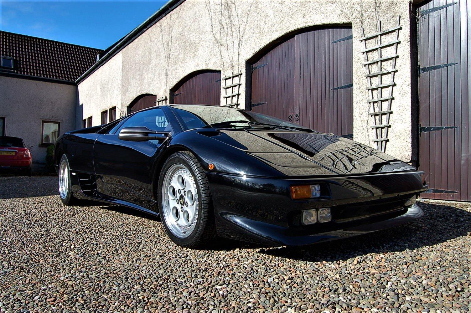 1991 Lamborghini Diablo Ser.1 (LHD) For Sale (picture 2 of 12)
